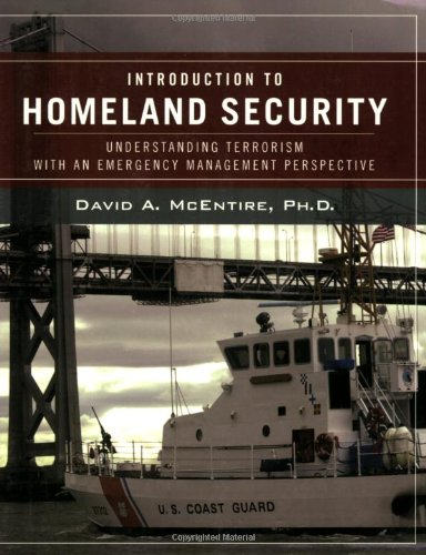 9780470127520: Introduction to Homeland Security