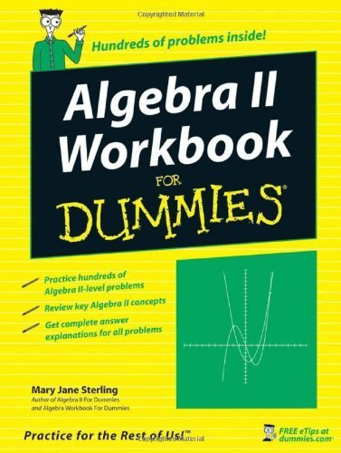 9780470127582: Algebra II for Dummies