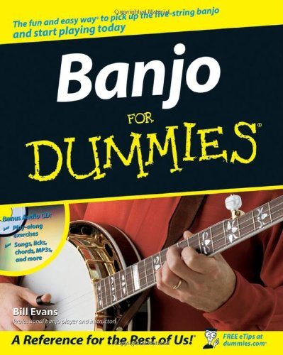 9780470127629: Banjo for Dummies