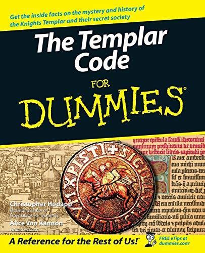 9780470127650: The Templar Code For Dummies
