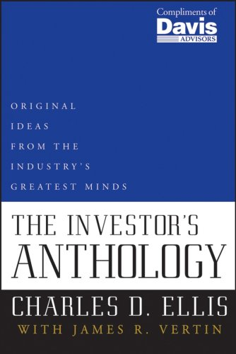 9780470128060: The Investor's Anthology; Original Ideas From the Industry's Greatest Minds