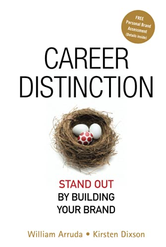 9780470128183: Career Distinction: Stand Out by Building Your Brand