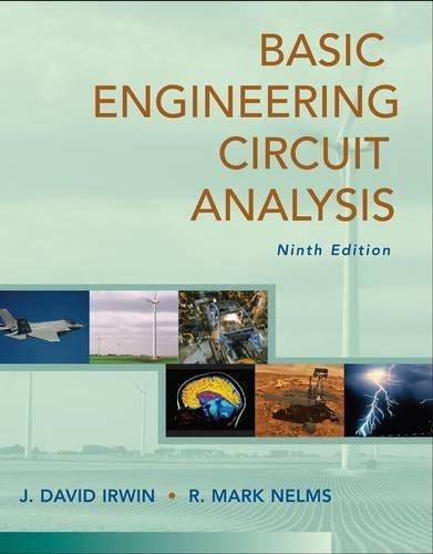 9780470128695: Basic Engineering Circuit Analysis