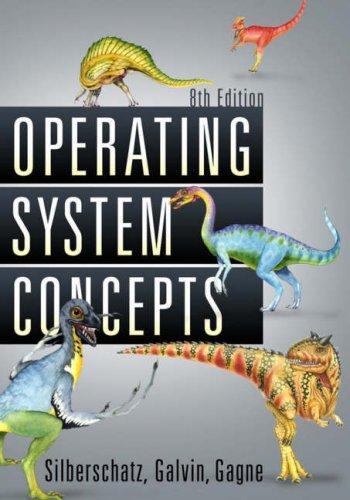 Operating System Concepts: Abraham Silberschatz, Peter