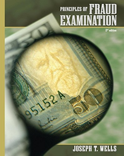 9780470128831: Principles of Fraud Examination