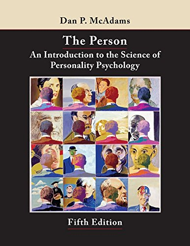 9780470129135: The Person: An Introduction to the Science of Personality Psychology
