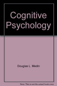 9780470129142: Cognitive Psychology