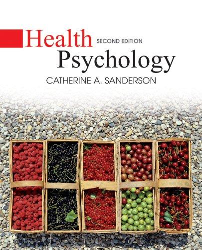 9780470129159: Health Psychology