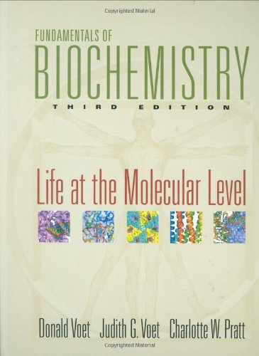 9780470129302: Fundamentals of Biochemistry: Life at the Molecular Level