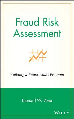 9780470129456: Fraud Risk Assessment: Building a Fraud Audit Program