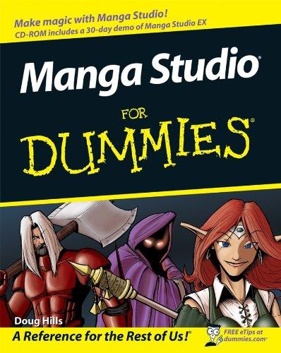 9780470129869: Manga Studio For Dummies