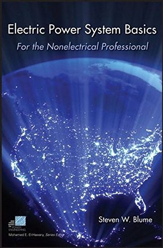 9780470129876: Electric Power System Basics for the Nonelectrical Professional