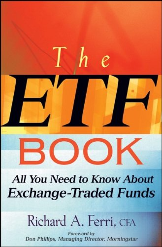 9780470130636: The ETF Book: All You Need to Know About Exchange-Traded Funds