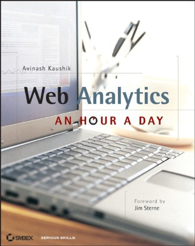 9780470130650: Web Analytics: An Hour a Day