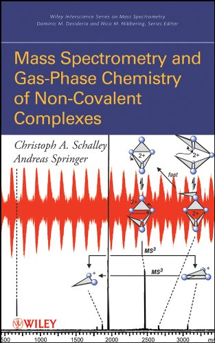 9780470131152: Mass Spectrometry of Non-Covalent Complexes: Supramolecular Chemistry in the Gas Phase