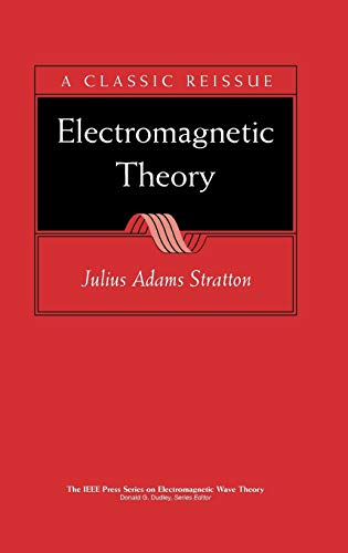 9780470131534: Electromagnetic Theory