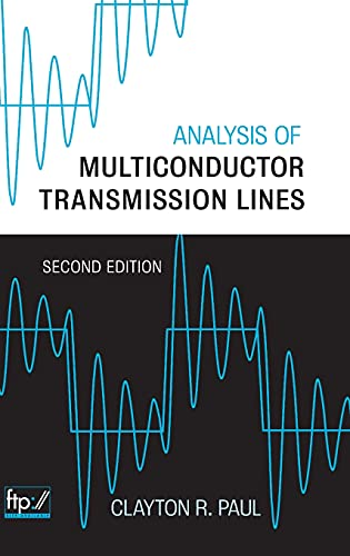 9780470131541: Analysis of Multiconductor Transmission Lines
