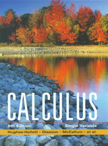 9780470131596: Calculus: Single Variable