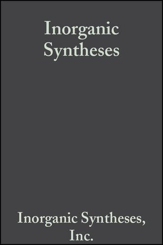 9780470131701: Inorganic Syntheses (Volume 11)