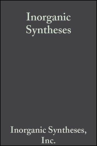 9780470131718: Inorganic Syntheses (Volume 12)