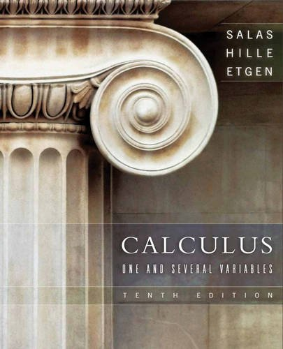 9780470132203: Calculus: One and Several Variables 10e + WileyPLUS Registration Card (Wiley Plus Products)