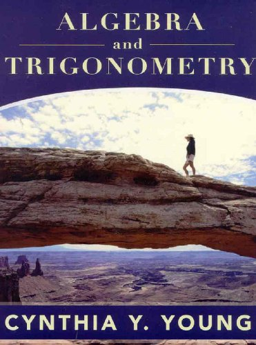 9780470132272: Algebra and Trigonometry: WITH Wiley Plus (Wiley Plus Products)