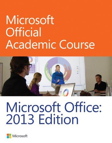 9780470133064: Microsoft Office 2013