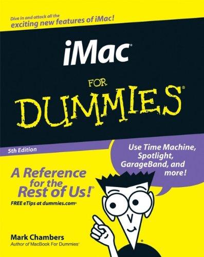 9780470133866: iMac For Dummies
