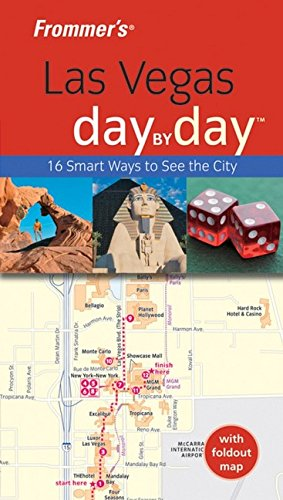 9780470134696: Frommer's Las Vegas Day by Day (Frommer's Day by Day - Pocket)