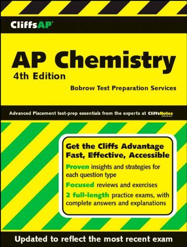 9780470135006: CliffsAP Chemistry, 4th Edition