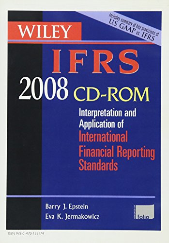 9780470135174: Wiley IFRS 2008: Interpretation and Application of International Accounting and Financial Reporting Standards