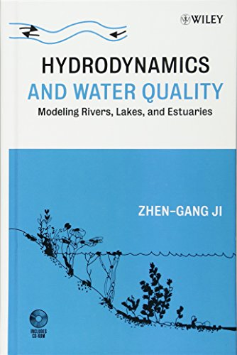 9780470135433: Hydrodynamics and Water Quality: Modeling Rivers, Lakes, and Estuaries