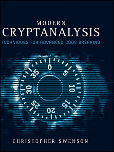9780470135938: Modern Cryptanalysis: Techniques for Advanced Code Breaking