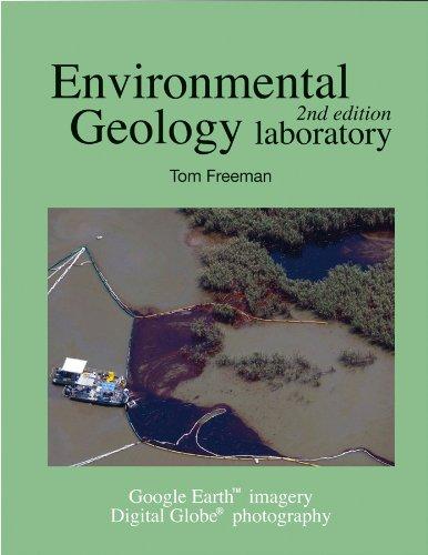 Environmental Geology Laboratory Manual: Freeman, Tom