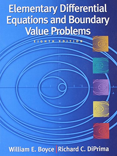9780470136362: Elementary Differential Equations and Boundary Value Problems 8th Edition with ODE Architect CD and Elementary Linear Algebra with Applications 9th Edition Set