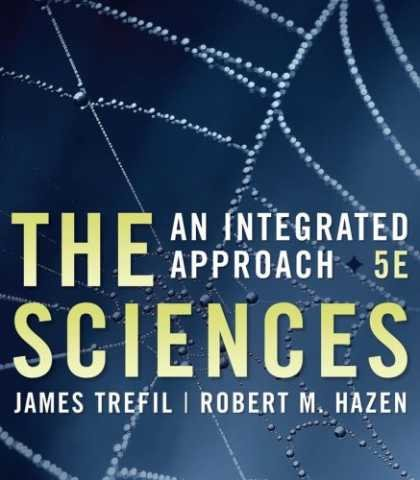 9780470137178: The Sciences: An Integrated Approach