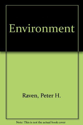 9780470137208: Environment