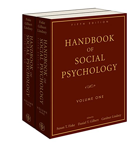 9780470137475: Handbook of Social Psychology