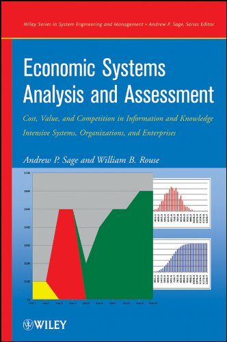 9780470137956: Economic Systems Analysis and Assessment: Cost, Value, anf Competition in Information and Knowledge Intensive Systems, Organizations, and Enterprises