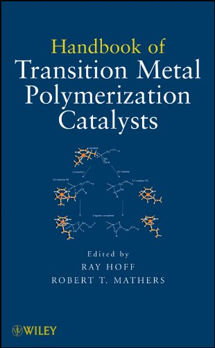 9780470137987: Handbook of Transition Metal Polymerization Catalysts
