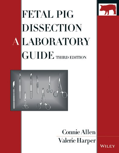 9780470138007: Fetal Pig Dissection: A Laboratory Guide