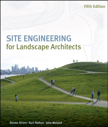 9780470138144: Site Engineering for Landscape Architects