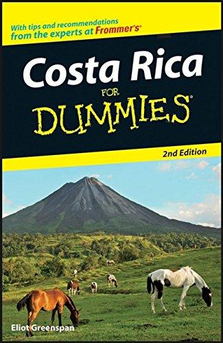9780470138304: Costa Rica For Dummies (Dummies Travel)