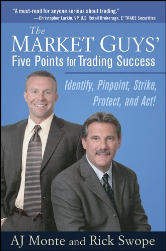 The Market Guys' Five Points for Trading Success: Identify, Pinpoint, Strike, Protect and Act!...