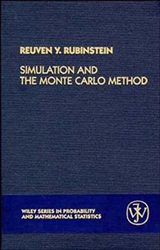9780470139011: Simulation and the Monte Carlo Method (Wiley Series in Probability and Statistics)