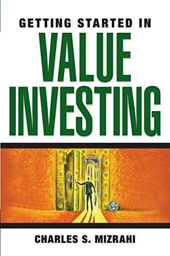 9780470139080: Getting Started in Value Investing