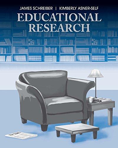 Educational Research: James B. Schreiber;