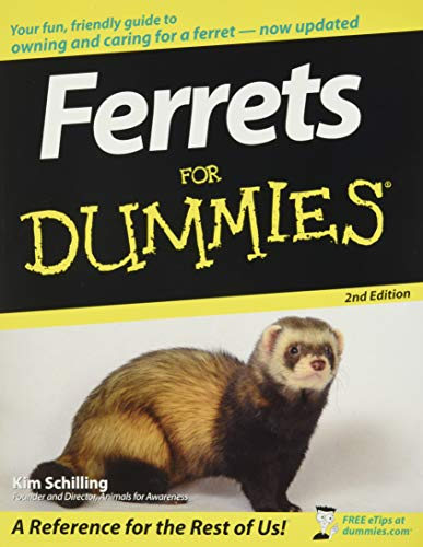 9780470139431: Ferrets For Dummies