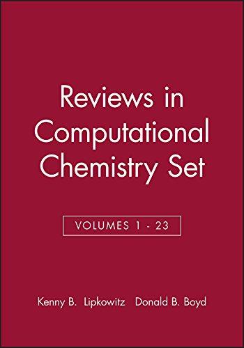 Reviews in Computational Chemistry (Hardback): Kenny B. Lipkowitz, Donald B. Boyd