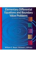 9780470140758: Elementary Differential Equations and Boundary Value Problems